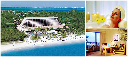 The Sonesta Beach Resort Key Biscayne Florida Is A 300 Room Deluxe Oceanfront Property On Island Paradise Of